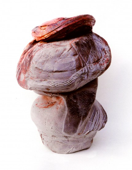 Ceramic sculpture, Escalante Series, 1994.