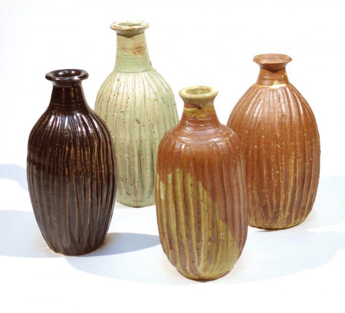 Japanese Vases M Jay Lindsay